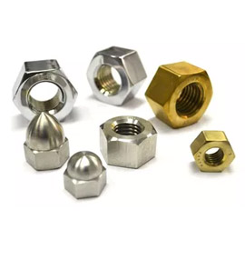 Nuts manufacturers, suppliers, dealers in India