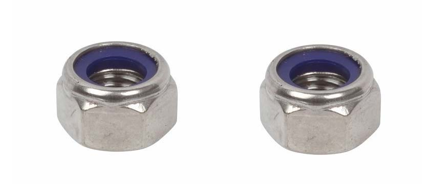 Nylock Nuts manufacturers, suppliers, dealers in India